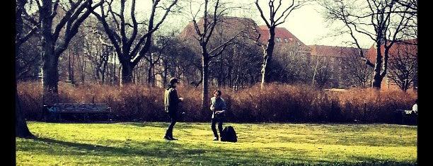 Lergravsparken is one of Mana : понравившиеся места.