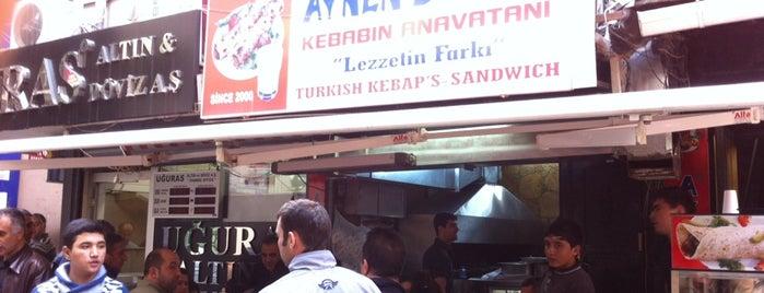 Aynen Dürüm is one of Istanbul Culinary Adventures.