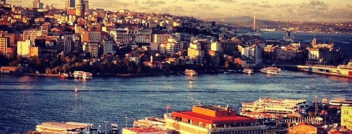 Mimar Sinan Teras Cafe is one of Cafe, Restaurant - İstanbul Avrupa.