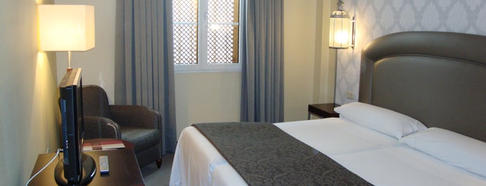 Macia Alfaros Hotel Cordoba is one of Donde dormir en Cordoba.