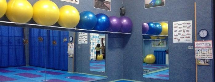 Centro de Pilates y Relajación Tere is one of Aprende conmigo.
