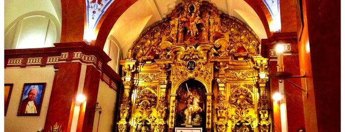 Iglesia de Santiago el Mayor is one of Que Visitar en Puente Genil.