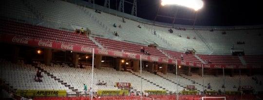 Estadio Ramón Sánchez-Pizjuán is one of Como me lo paso.