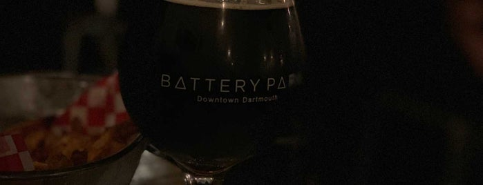 Battery Park Beer Bar is one of Best of Halifax.