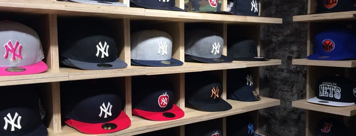 Hat Club is one of NYC Joints.