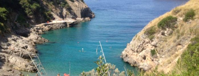 La Baia di Ieranto is one of Italy.