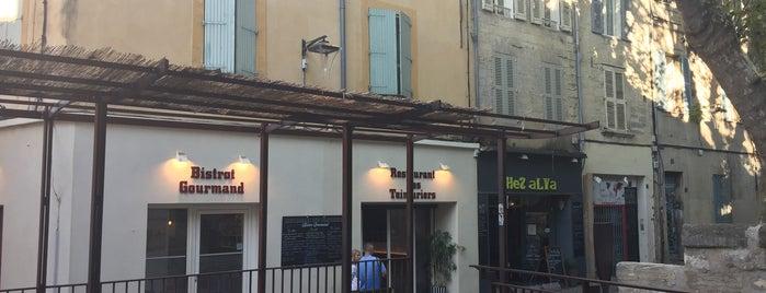 Restaurant Des Teinturiers is one of Europe.