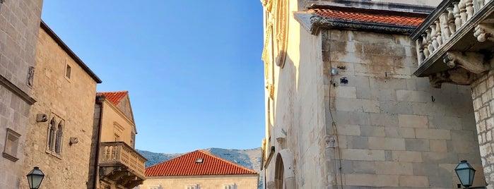 Korčula is one of Lieux qui ont plu à Alan.