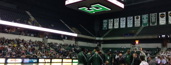 EMU Convocation Center is one of Ypsilanti Delivery.