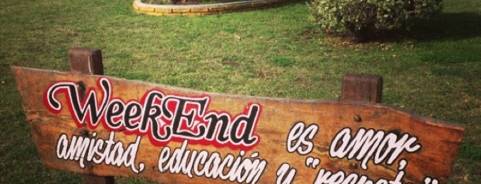 Club De Campo Weekend is one of Favoritos.