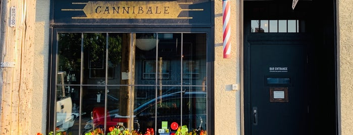 Cannibale is one of Calgary.