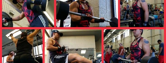 Bodyworks is one of Gym.