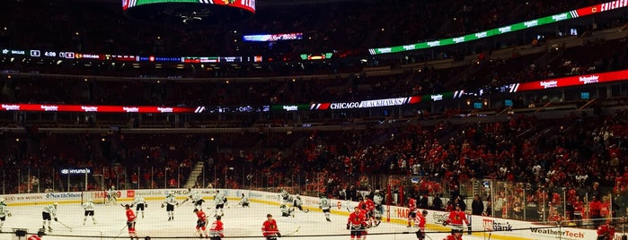 United Center is one of Chicago.