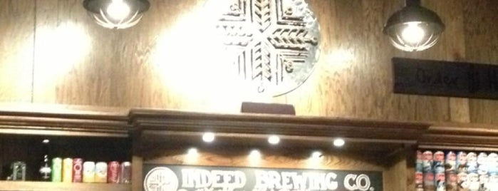 Indeed Brewing Company is one of Tap Rooms / Breweries in the Greater MN Area.