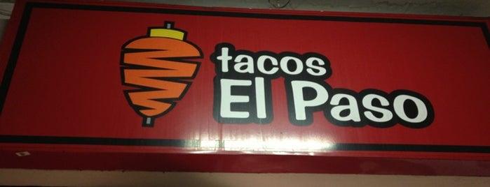 Tacos el Paso is one of Gespeicherte Orte von Ram.
