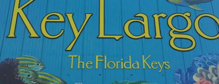 Key Largo Visitor Center is one of USA Key West.