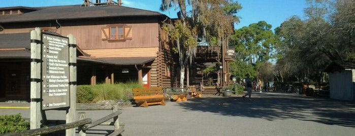 The Campsites at Disney's Fort Wilderness Resort is one of US TRAVEL FL.