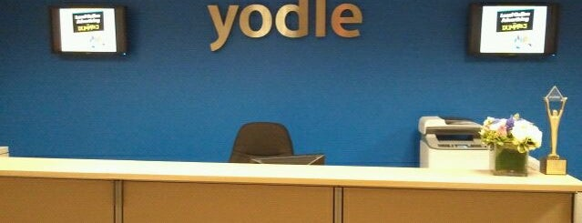 Yodle HQ is one of Silicon Alley, NYC.