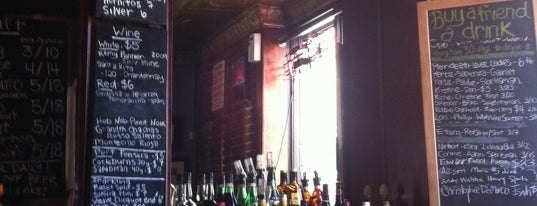 The Levee is one of NYC - Sip & Swig.