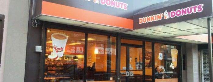 Dunkin' is one of Locais curtidos por Mei.