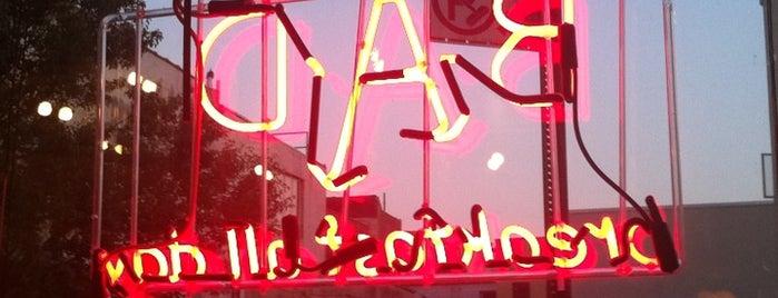 B.A.D. Burger is one of Brooklyn!.