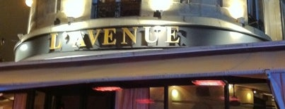 L'Avenue is one of Paris!.
