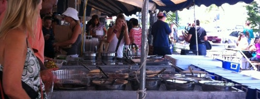 Coconut Grove Farmer's Market is one of Florida's secrets.