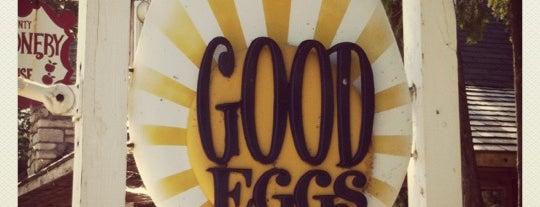 Good Eggs is one of Door County.