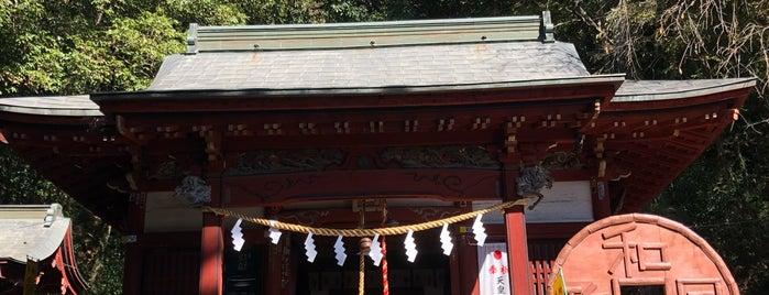 銭神 聖神社 is one of lieu a Tokyo 3.