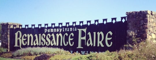 Pennsylvania Renaissance Faire is one of Locais salvos de Theo.