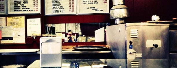 Espresso Pizza is one of Posti salvati di Lizzie.
