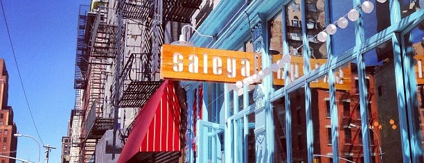Saleya is one of tribeca.