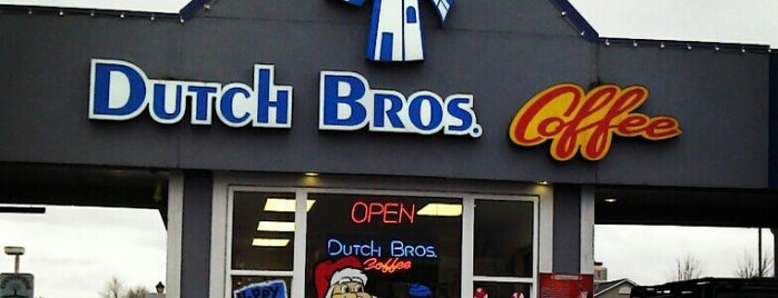 Dutch Bros. Coffee is one of Portland / Oregon Road Trip.