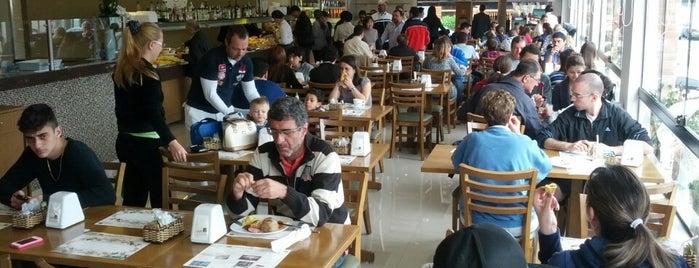 Grão Ipiranga Padaria & Doceria is one of Curitiba.