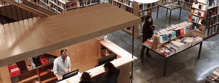 McNally Jackson Books is one of Hit List: New York.