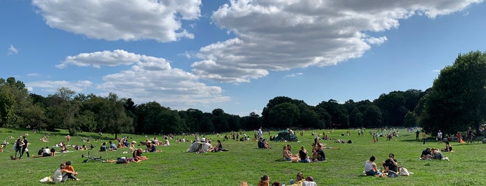 Prospect Park is one of Hit List: New York.