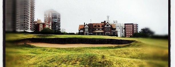 Mar del Plata Golf Club is one of Deportes y vida sana..
