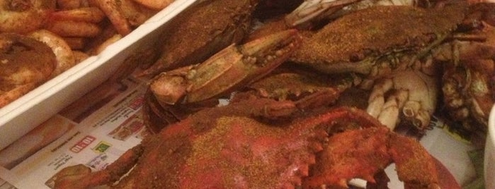 The Crab Lady is one of Hampton Roads Spots.