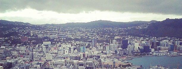 Wellington Town Belt is one of Wellington.