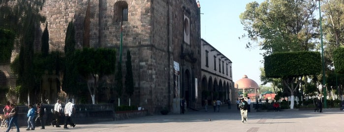 Plaza Dr. Gustavo Baz Prada is one of Orte, die Geomar gefallen.