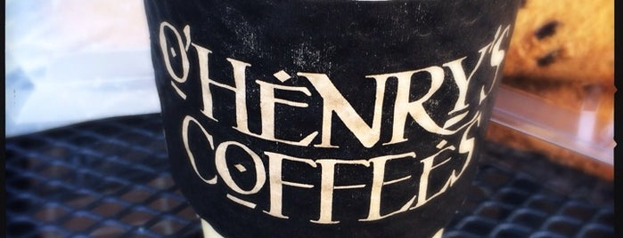 O'Henry's Coffee is one of Best of Birmingham.