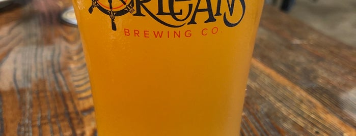 Port Orleans Brewing Co. is one of New Orleans.