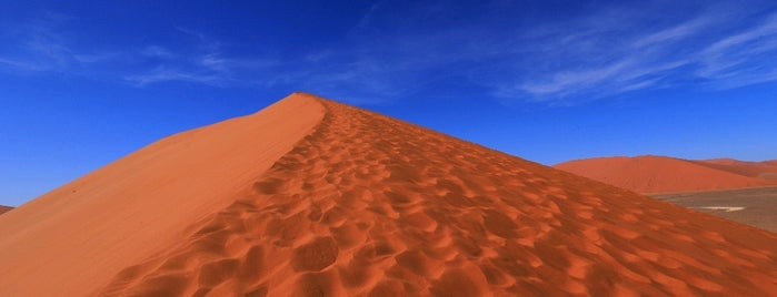 Namib Naukluft National Park is one of Destinations.