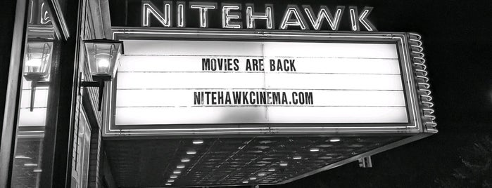 Nitehawk Prospect Park is one of South Slope.