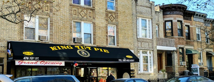 King Tut Pie is one of Brooklyn restaurants.