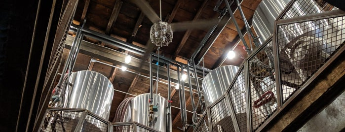 Second District Brewing is one of philly.