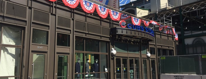 The Cubs Store is one of Anna: сохраненные места.