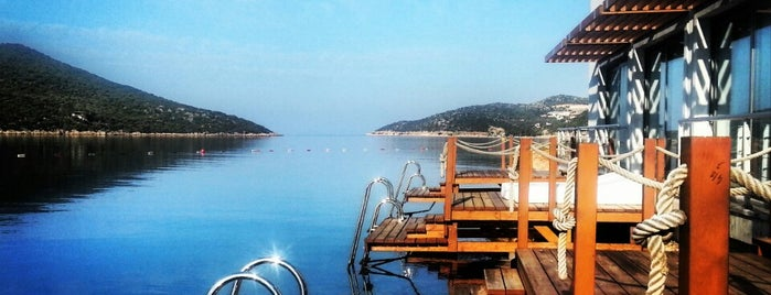 Doria Hotel & Yacht Club is one of KAŞ&FTHYE.