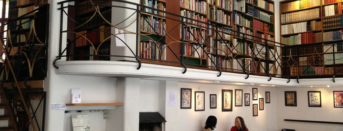 Paludan Bogcafé is one of Bookstores - International.