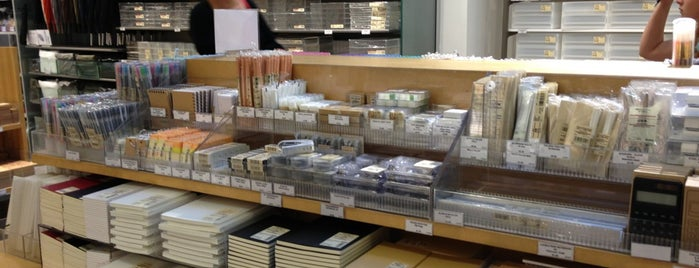 Muji is one of london.